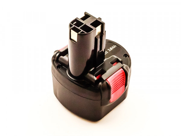 Akku für Bosch PSR 960, PSR 9.6 VE-, GSR 9.6 (NEW VERSION), GDR 9.6 V, 32609-RT, 32609, 23609