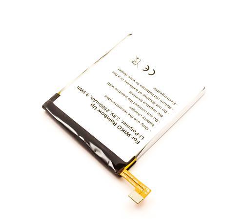 Akku für WIKO RAINBOW UP 4G DUAL SIM LTE, RAINBOW UP ersetzt TLP15F18
