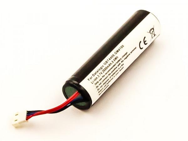 Akku für DATALOGIC GBT4400, GBT4430, GM4100,GM4130 Gryphon GM4100, RBP-GM40