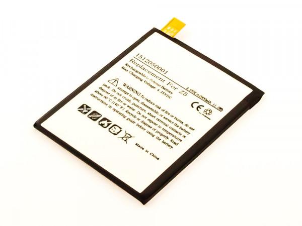 Akku für Sony Xperia Z5 ersetzt LIS1593ERPC