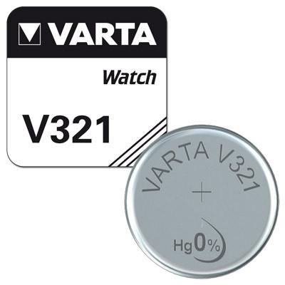Varta Uhrenbatterie V321 AgO 1,55V - SR616SW